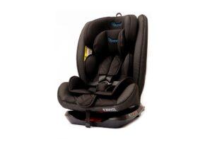 Κάθισμα Αυτοκινήτου 4 Safety 0-36 κιλά Isofix 360° Total Black Dovadi